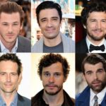 Most handsome French movie actors