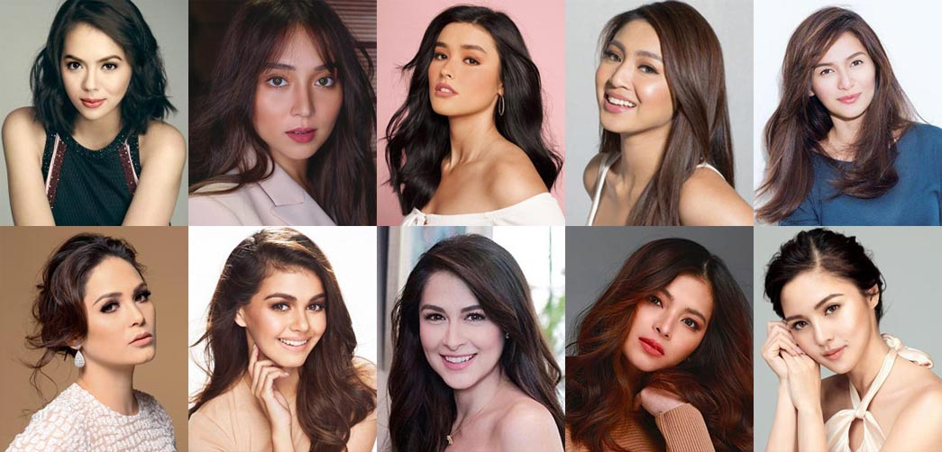 The most beautiful Filipino movie actresses-photo