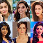 Most beautiful Indian movie Actresses