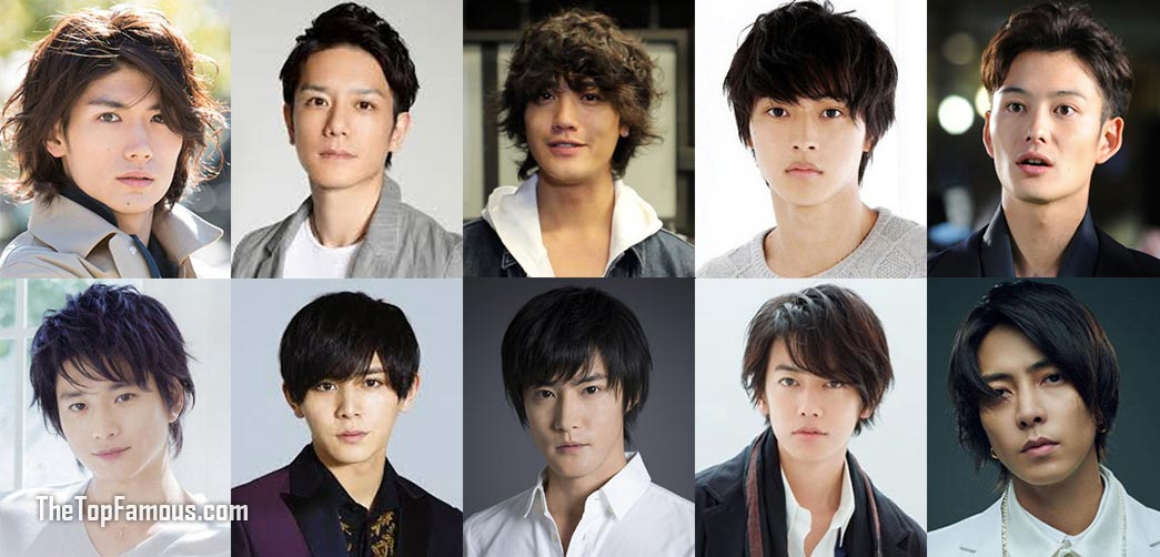 Most handsome Japanese movie actors