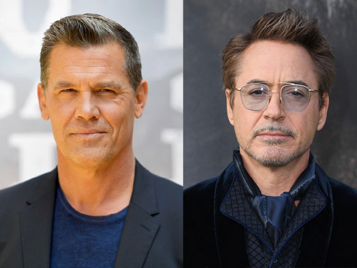 Josh Brolin vs. Robert Downey Jr