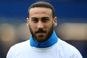 Cenk Tosun Turkish Footballer