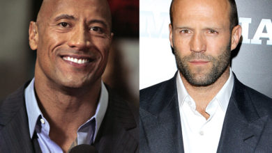 Dwayne Johnson vs Jason Statham